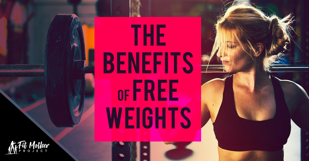 free weight workouts for women