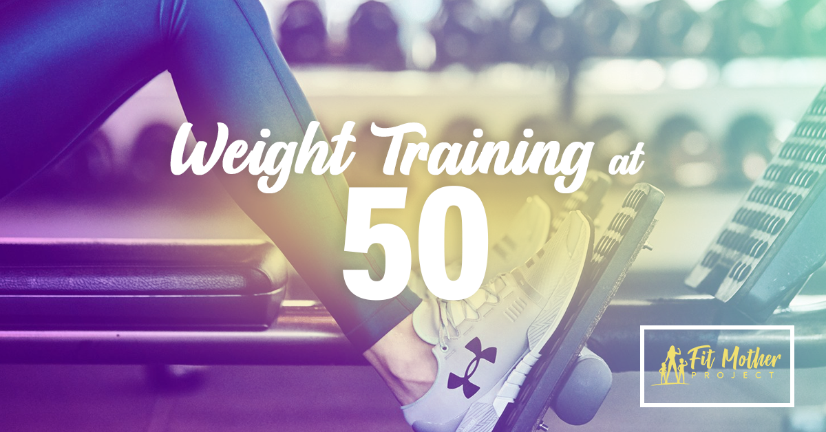 weight training for women over 50