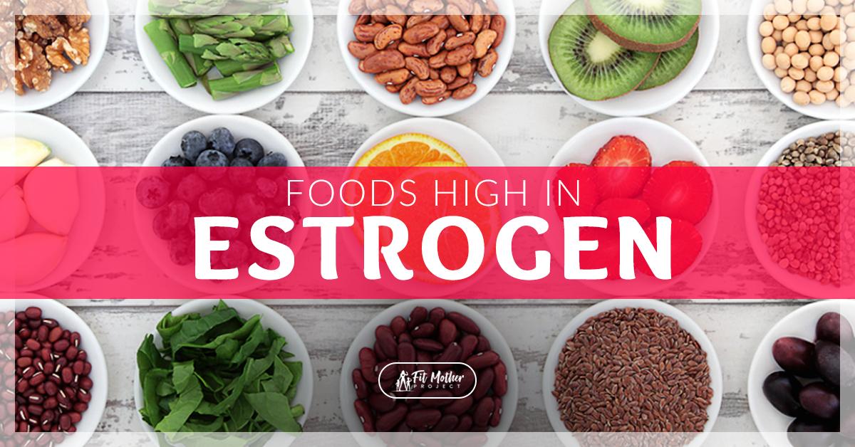 foods high in estrogen